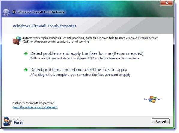 corrigir Firewall que não funciona 03