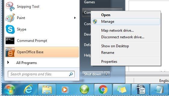 eliminar partición en Windows 10 paso 1
