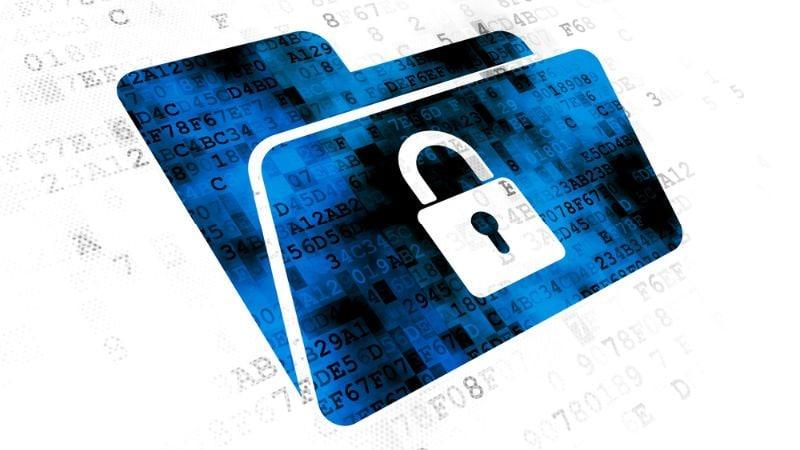 Proteger dados no pendrive