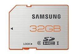 cartão SD samsung de 32GB