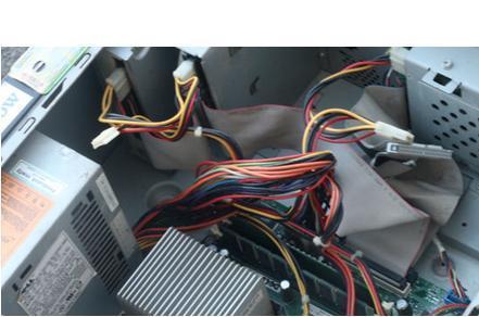 Festplatte reparieren Schritt 2