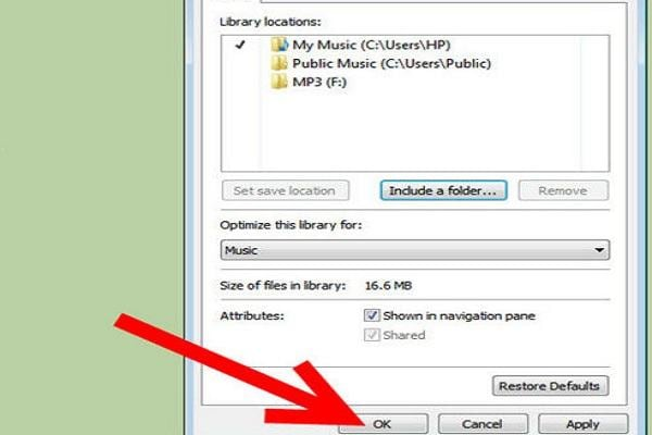 Create Recovery Partition on Windows step 3