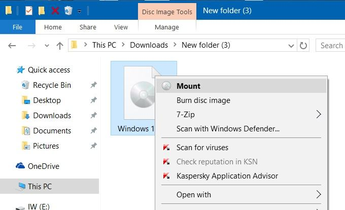 reinstall windows 10 without losing data