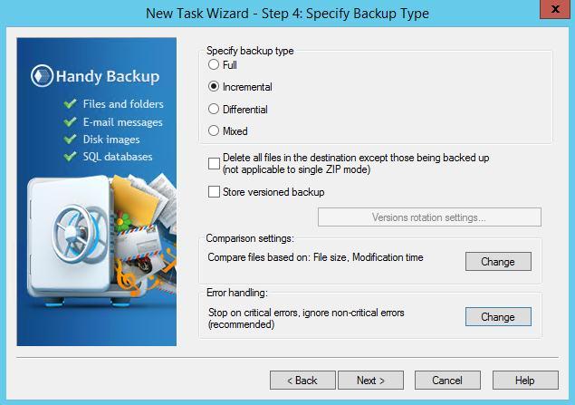 Handy Backup-Software