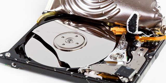 computer hard drive heat