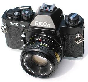 recuperar fotos da câmera Ricoh