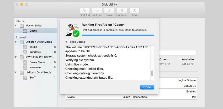 Como acelerar o Mac após atualizar para o MAC OS Sierra-7