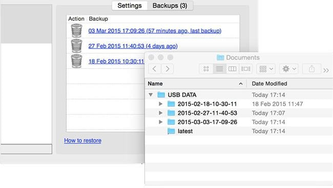 Tips for Using Flash Drive on Mac-backup flash drive on Mac