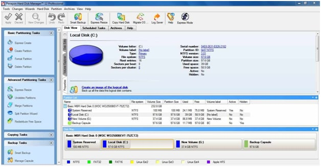 Partition Editor 04