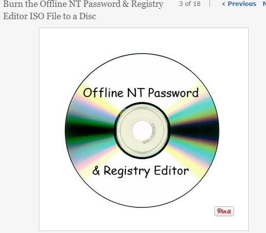 offline nt password