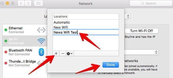 Fix Slow Wi-Fi after MAC OS Sierra upgrade-9