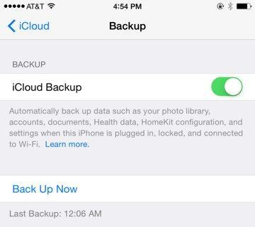 how to manage icloud space