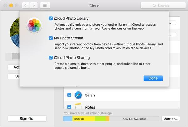 how to backup your mac to icloud