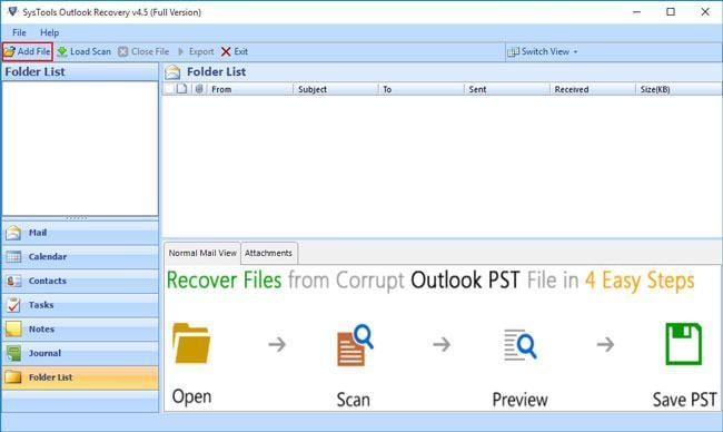 email recovery software 02