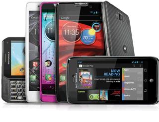 motorola phones data recovery
