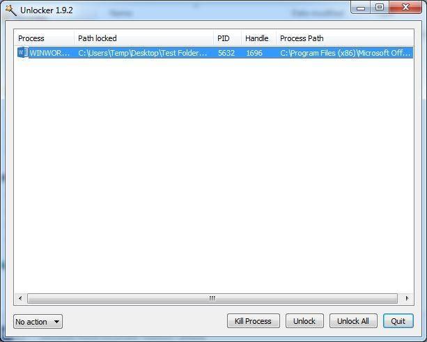 3 formas geniales de eliminar un archivo en uso en Windows