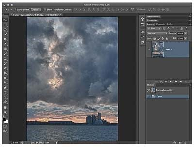 repair JPEG files with PS