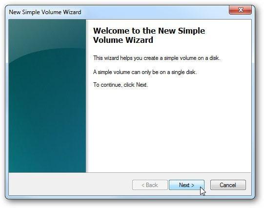 create virtual hard drive step 7