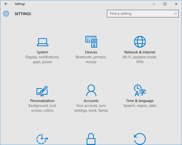 Settings-app-not-opening-in-Windows-10