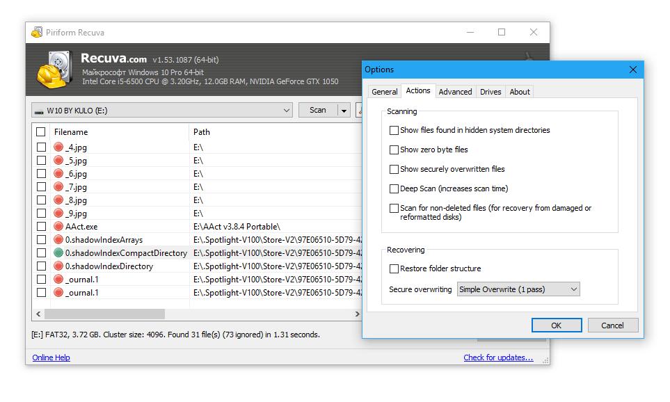 SD-Karten-Datenrettungssoftware – Ease Us Data Recovery