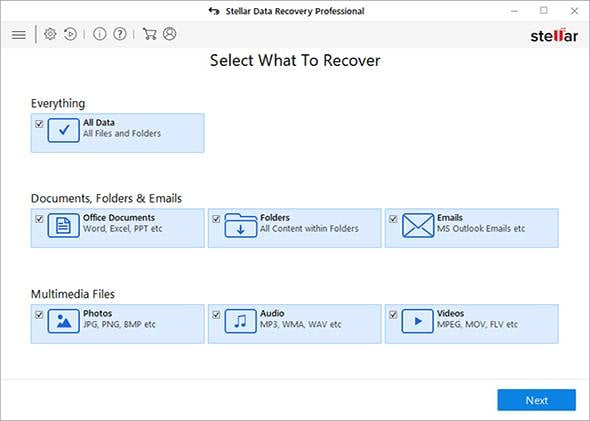 Top 10 Document Recovery Software-Stellar Document Recovery Software