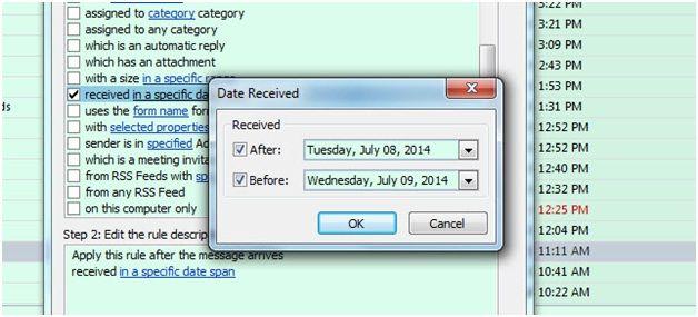 Configurar respuesta fuera de la oficina en Outlook