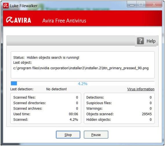 Proceso Inactivo de Sistema de Windows