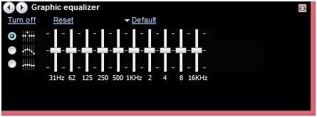 revisa la configuración para arreglar el reproductor multimedia de windows sin sonido