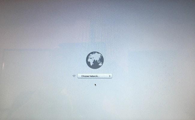 comment réinstaller MAC OS X en utilisant le mode de récupération Internet