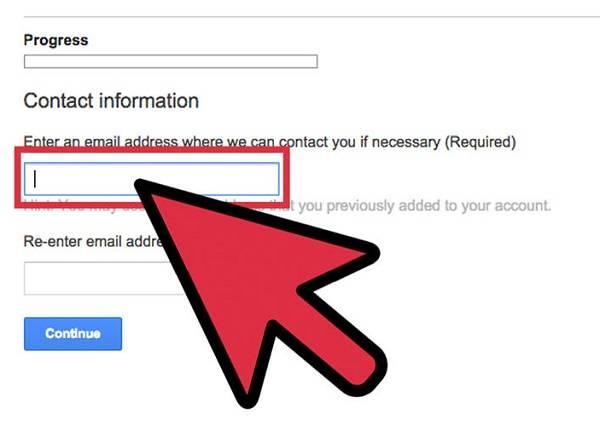Restablecer contraseña de correo electrónico
