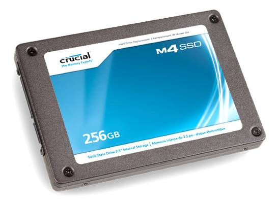 Crucial M4 SSD