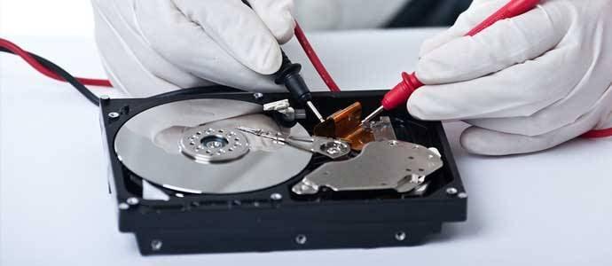 comment réparer une défaillance du disque dur