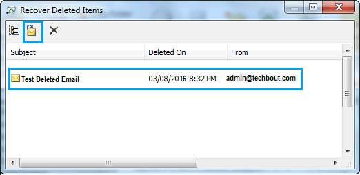 recuperar email eliminado en outlook paso 3