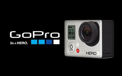file video mp4 gopro