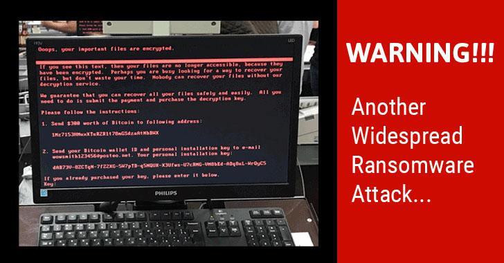 Ataque informático de petya