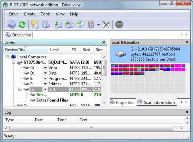 Recuperación de Datos de un Disco Duro RAID