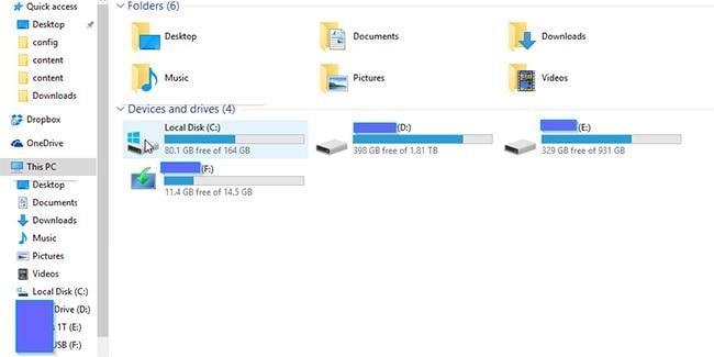 Más formas de usar flash USB