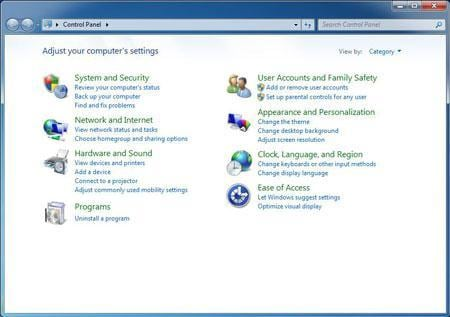 Remove Google Chrome from a Windows PC