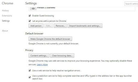 How to Remove Google Chrome Cookies
