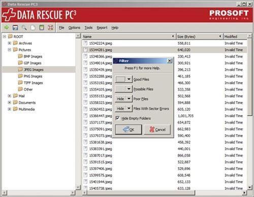 recuperación de datos prosoft para mac