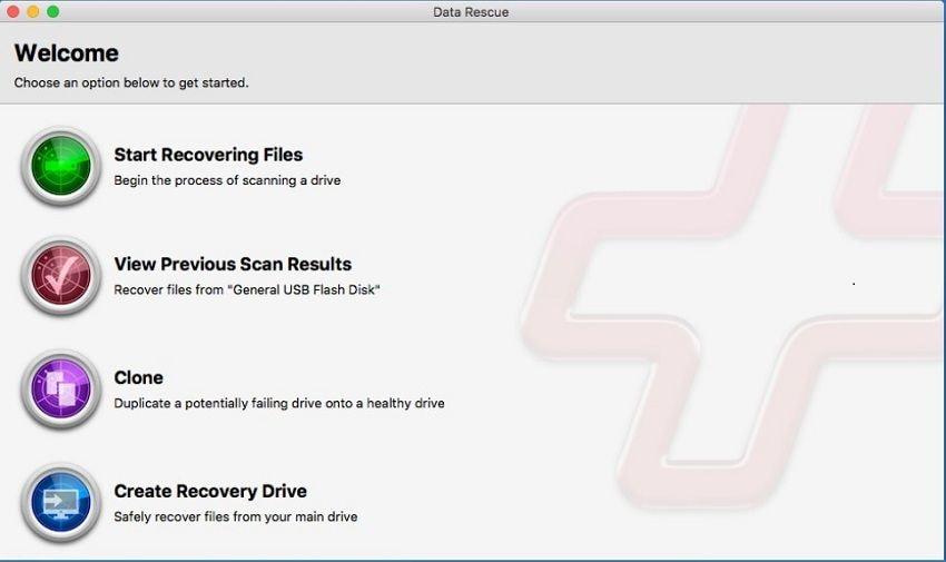 Data Rescue 5 Standard
