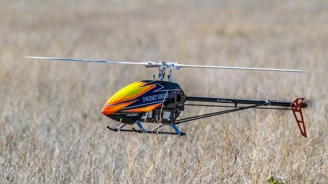 single motor drones