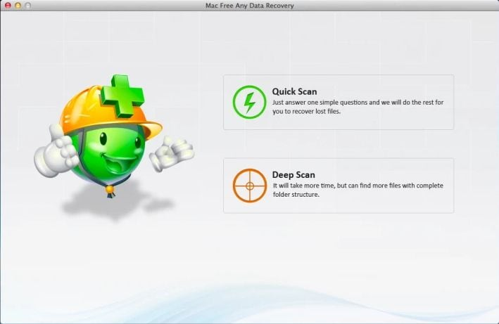 mac free any data recovery software