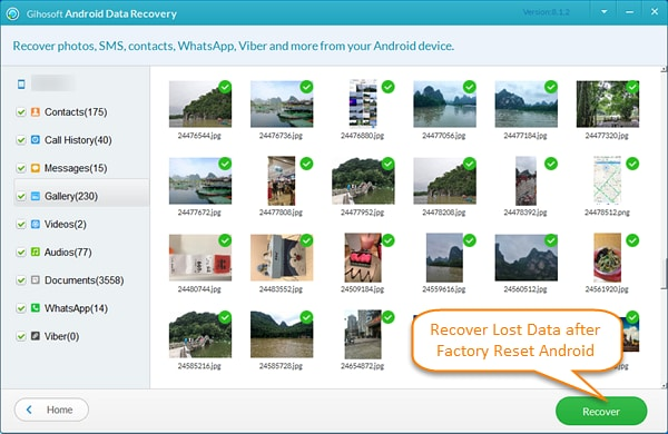 recover deleted data from android phone