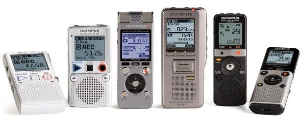 recover recordings from digital voice recorder
