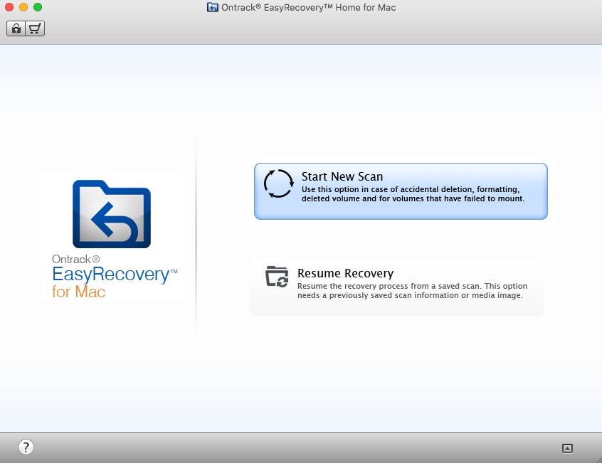 Ontrack EasyRecovery for Mac