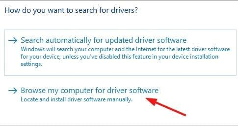click my computer for driver software