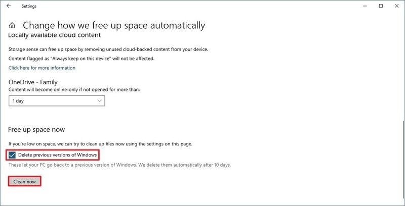 How to Fix C Drive Full issue in Windows 10