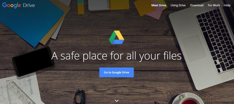 google-drive-login