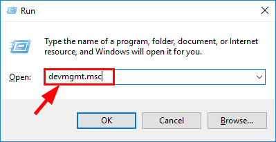 open device manager write